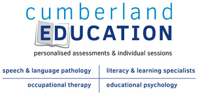 Cumberland Education - Speech & Language Pathology | Literacy & Learning Specialists |  Occupational Therapy | Education Psycology
